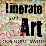 Kat Sloma's Liberate Your Art 2014