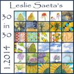 Leslie Saeta's January 2014 30 in 30 Sheila Delgado