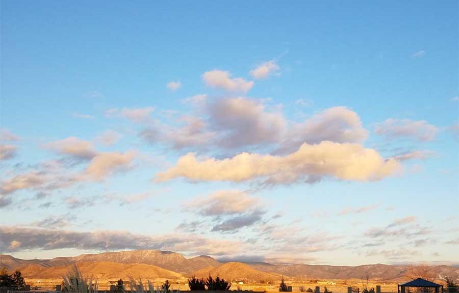 Clouds. © 2018 Sheila Delgado.